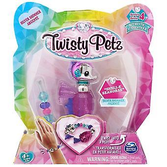 Twisty Petz Single Pack Série 4 - Shell-e Seahorse