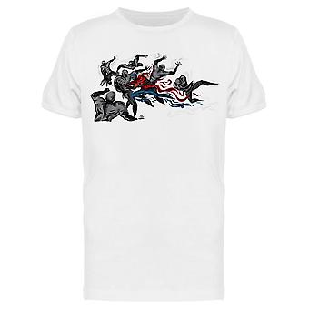 American Football Match Tee Men's -Image by Shutterstock