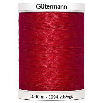 Gutermann Naai-alle 100% polyester draad 1000m hand en machine - 156