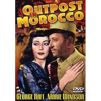 Outpost in Morocco (1949) [DVD] USA import
