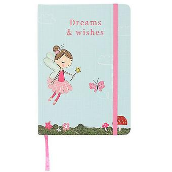 Something Different Forest Fairies A5 Notebook