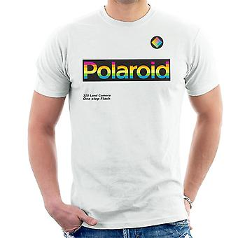 Polaroid Logo 320 Land Camera Uomini's T-Shirt