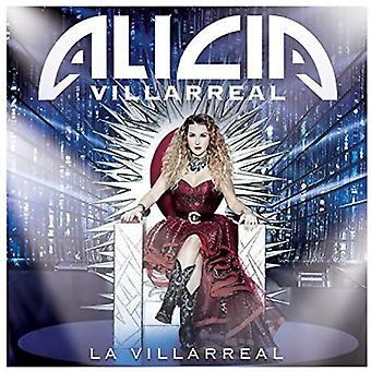 Alicia Villarreal - Villarreal [CD] USA import