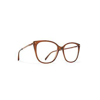 Mykita Osha C73 Topaz-Shiny Copper Glasses