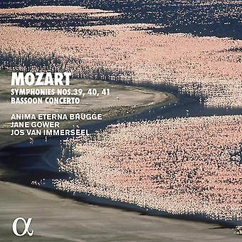 Mozart / Brugge - Bassoon Concerto [CD] USA import