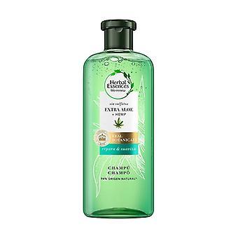 Renew Sulfate Free Shampoo with Aloe Intense and Bio Hemp 380 ml of cream