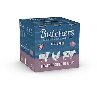 Butcher's Can Meaty Recipes - 18x400g