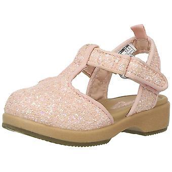 OshKosh B'Gosh Kids Esmerelda Girl's flexibele Glitter klomp sandaal