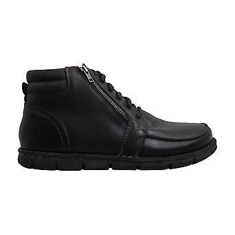 B.O.C Herren's Schuhe Berkel Leder geschlossen Zehen Knöchel Mode Stiefel