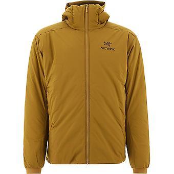 Arc'teryx 24105atomar24kinverse Men's Yellow Nylon Outerwear Jacket