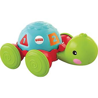 Mattel Fisher Preço Pull-Along Tartaruga Brinquedo