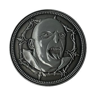 Harry Potter Limited Edition Münze - Voldemort