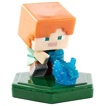 Minecraft Earth Boost Attackera Alex Mini Figur
