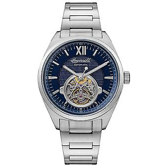 Shelby Automatic Analog Men's Watch with Stainless Steel Bracelet I10902