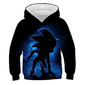 Collegepaita Sonic The Hedgehog Toppien setti 3