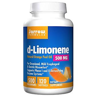Jarrow Formulas D-Limonene, 500 mg, 120 Softgels