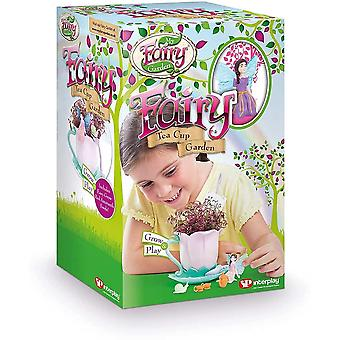 My Fairy Garden Teacup Garden Toy Kitchen Playsets, for age 4 years and up-