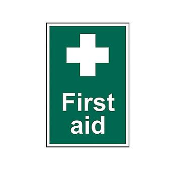Scan First Aid - PVC 200 x 300mm SCA1550