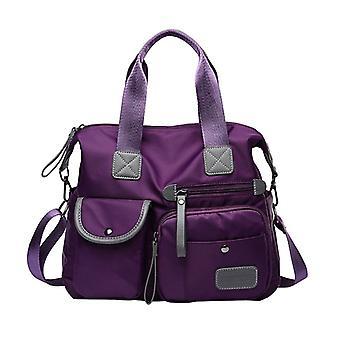Vrouwen schoudertas / nylon waterdichte casual reistassen / gym tassen