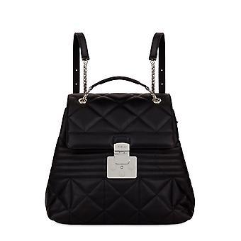 Furla - 988343- bolsa de mochila de couro feminina