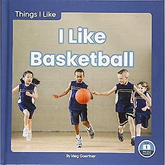 Things I Like: I Like Basketball