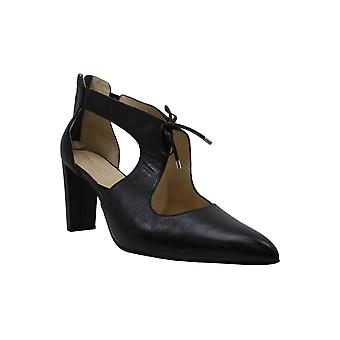 Adrienne Vittadini Femme nigel Cuir Pointed Toe Ankle Strap Classic Pompes