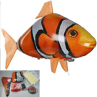 Remote Control Flying Air Balloons Shark, Swimming Fish