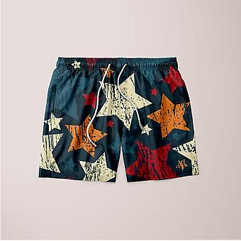 Grafisch patroon (7) shorts