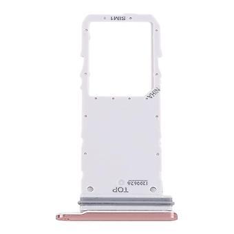 SIM-Karte Tablett für Samsung Galaxy Note20 (Pink)