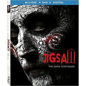 Jigsaw [Blu-ray] Usa tuonti