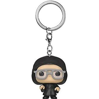 The Office Dwight as Dark Lord Pocket Pop! Keychain