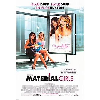 Material Girls Movie Poster (11 x 17)