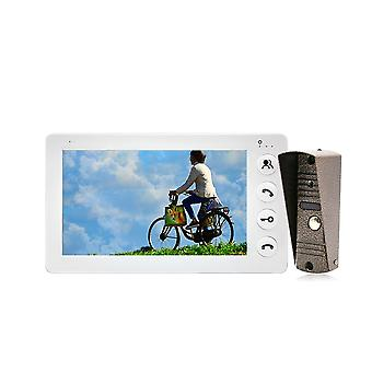 7 Inch Video Door Phone Intercom System For Private Home