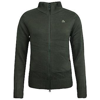 Nike ACG Womens Track Top Zip Up Jacket Khaki Knit Jumper 274436 350 A111B
