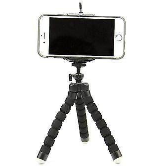 Flexible Mini Octopus Tripod With Screw Mount Adapter