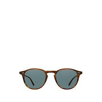 Garrett Leight HAMPTON SUN matte saddle tortoise unisex sunglasses