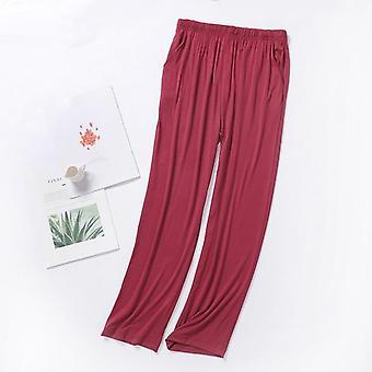 Mænd & apos;s Bukser tynd sektion forår og sommer hjem pyjamas bukser