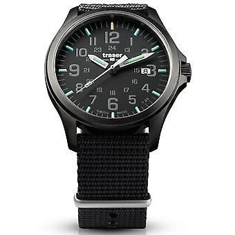 Mens Watch Traser H3 107422, Quartz, 42mm, 10ATM