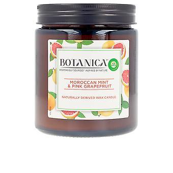 Air-wick Botanica Candle Mint & Pink Grapefruit 205 Gr Unisex