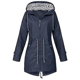 Women Jacket Windproof Female Coat Cotton Padded Autumn Winter Outwear Running