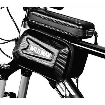 Rainproof Bicycle Frame Front Top Tube Cycling Bag, Accessoires de vélo