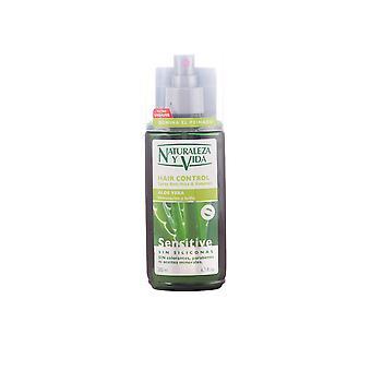 Naturaleza Y Vida haar controle Spray 200 Ml Unisex