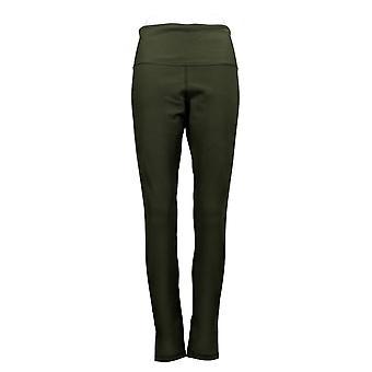 Vrouwen met controle legging omkeerbaar geen zijnaad groen A384088