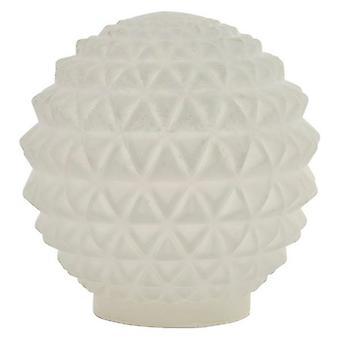 Lamp Dekodonia LED Kristal (17 x 17 x 17 cm)