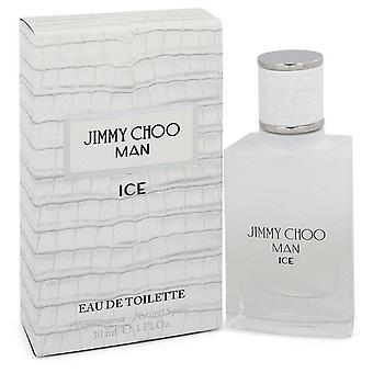 Jimmy Choo Ice Eau De Toilette Spray par Jimmy Choo 1 oz Eau De Toilette Spray
