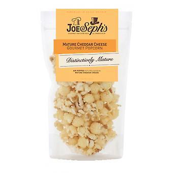 Reife Cheddar Käse Popcorn
