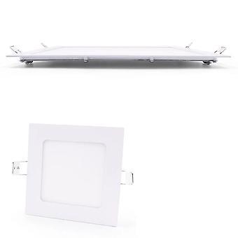 1kpl Led Panel Light Ultra-ohut downlight-lamppu
