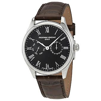 Frederique Constant Classics Black Dial Men's Watch FC-259BR5B6-DBR
