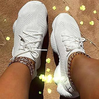 Sneakers Flat Bottom Casual Sports Shoes