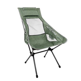 Portable Moon Chair, Lightweight, Fishing, Camping, Barbecue Foldable Extended